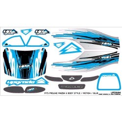 MOTION- BLUE to MAZDA 6 190 & 200MM / SPEED 200MM PROTOFORM BODY