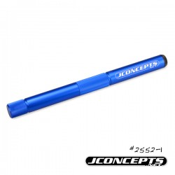 Jconcepts - Precision hobby knife handle w/storage - blue