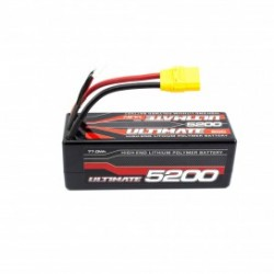 ULTIMATE 14.8v. 5200 mAh 60C LiPo BATTERY STICK PACK XT90