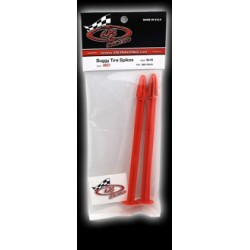 Buggy Tire Spikes (RED) 2 Pcs.