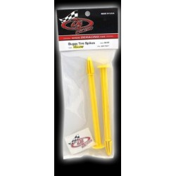 Buggy Tire Spikes (YELLOW) 2 Pcs.