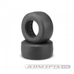 "Hotties - SCT F&R tire - green compound (Fits - #3386 SCT 3.0"" x 2.2"" wheel)"